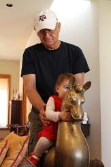 H and Grandad